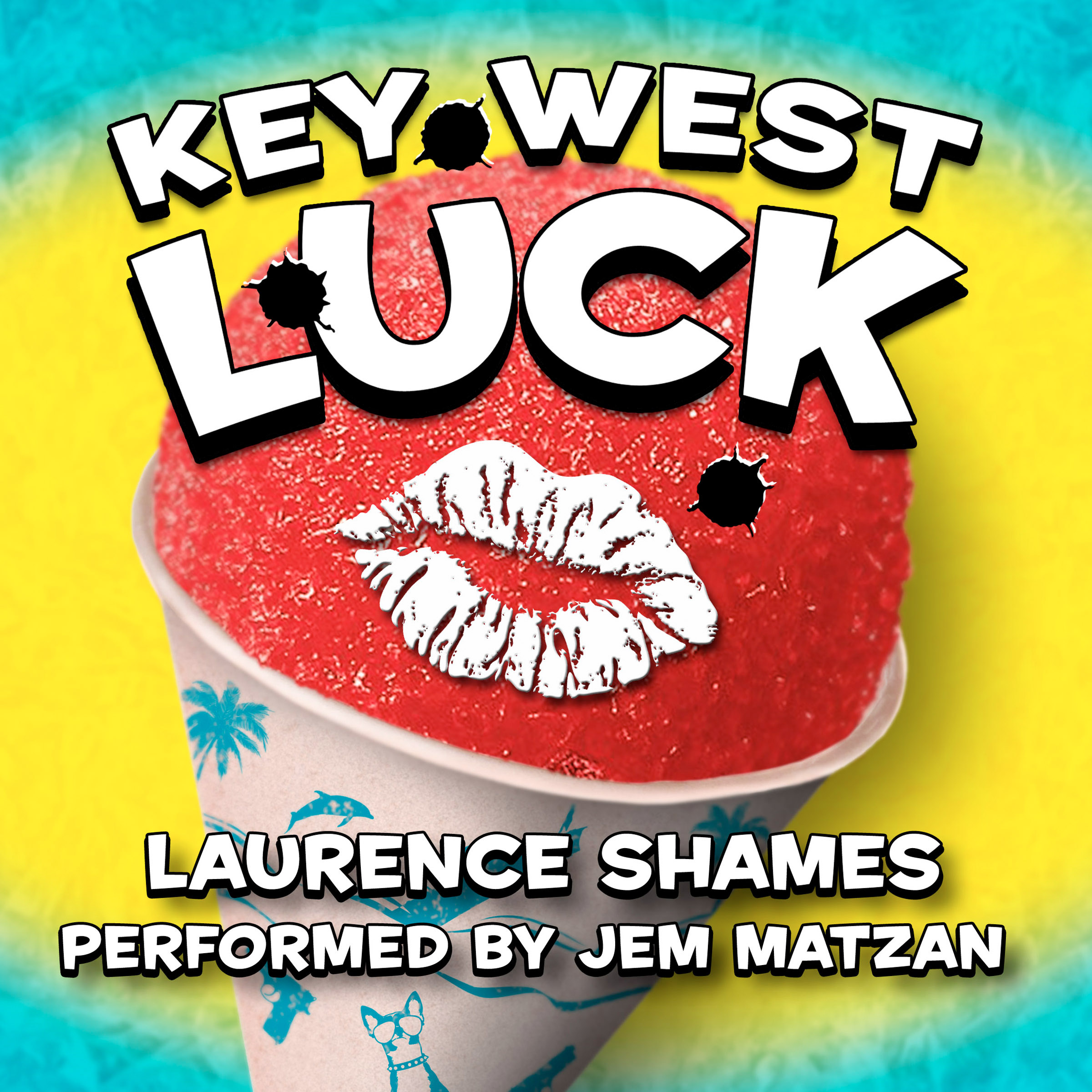 Key West Luck audiobook cover art