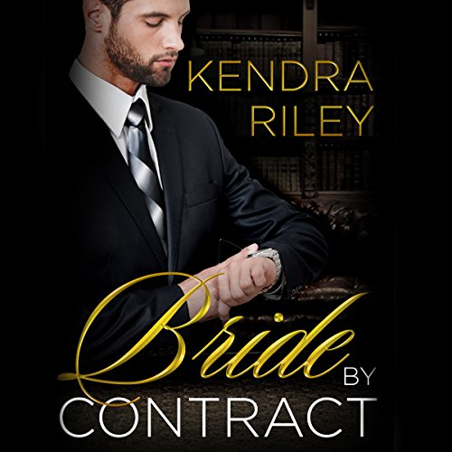 Bride By Contract billionaire romance audiobook cover