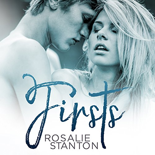 Firsts YA romance audiobook cover art