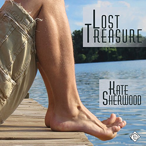 Lost Treasure M/M romance cover