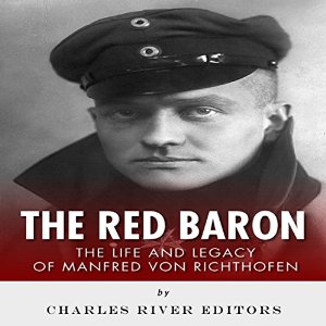 Red Baron audiobook cover art