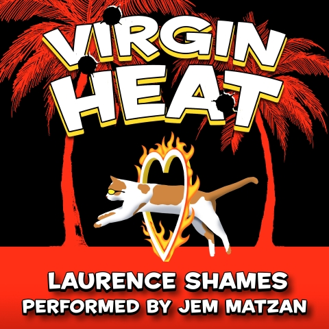 Virgin Heat Key West audiobook cover art